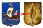 20.  Fregate Jean de Vienne ecu bleu FIA