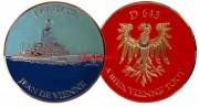 20A   Fregate Jean de Vienne   Coin s 1