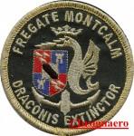 22A.  Patch fregate Montcalm 2