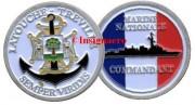 26A.  Fregate Latouche Treville Coin.1 Commandant