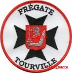 29.  Patch fregate Tourville
