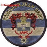 2A.  Patch fregate AA  Jean Bart 2