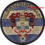 2A bis.  Patch fregate AA Jean Bart 2