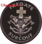 2C.  Patch fregate Surcouf 4