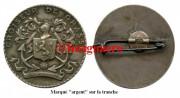 3.  Cr. de Grasse rondache en argent