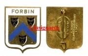 3.  E.E Forbin ecu couleurs  Augis