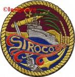 3.  Patch TCD Siroco 1