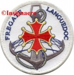 3.  Patch fregate  Languedoc 1