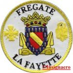 38A.  Patch fregate Lafayette 2