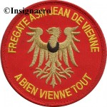 4.  Patch fregate Jean de Vienne 1.