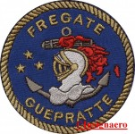 41.  Patch fregate Guepratte