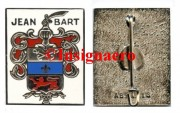 41 bis.  Fregate Jean Bart rectangle couleurs AB