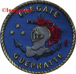 4A.  Patch fregate Guepratte 2