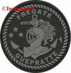4A.  Patch fregate  Guepratte 2X