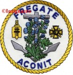5.  Patch Fregate ACONIT 1