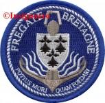 5.  Patch fregate Bretagne 1