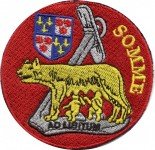 56.  Patch PRE Somme