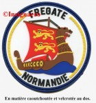 6A.  Patch fregate Normandie 2
