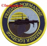 6B.  Patch fregate Normandie 3