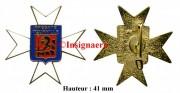 9.  Fregate Tourville croix decoupee ALM