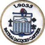 Patch Batral Jacques Cartier