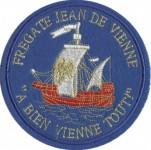 Patch Jean de V.
