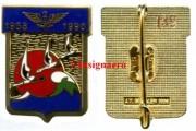 104.  Flottille 22F Dissolution en 1996. Jys numerote
