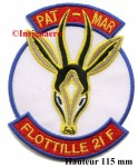 10A.  Patch Flottille 21F 2