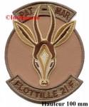 10E.  Patch Flottille 21F 6