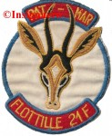 10I.  Patch Flottille 21F 9 bis