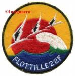 11.  Patch Flottille 22F 1