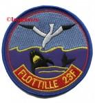 12E.  Patch Flottille 23F 6