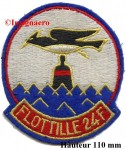13B.  Patch Flottille 24F 3