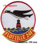 13C.  Patch Flottille 24F 4
