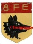 142.  Flottille 8FE fabrication 1944 ou 1945 a Agadir