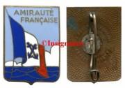 107.  Amiraute francaise DECAT