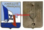 108.  Amiraute francaise Fraisse Demey