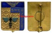 33.  SMER 4 courtois ailes bleues