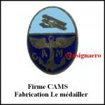 Firme CAMS Le medailler