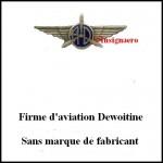 Firme Dewoitine Sans marque
