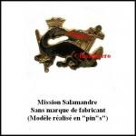 Mission Salamandre avec Clem et Colbert