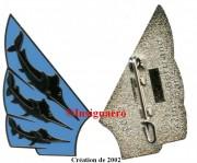 12.  Creation en 2002 de l insigne de l escadrille HB2