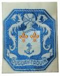 2.  Patch croiseur Duguay Trouin 1