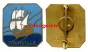 23.  Cr. Tourville carre fond bleu ABPD