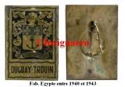 7.  Cr. Duguay Trouin  rectangle fab. Egypte