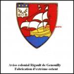 Rigault de Genouilly aviso col fab EO 1
