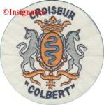 1.  Patch croiseur Colbert 1