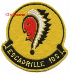 5.  Patch escadrille 10S 1