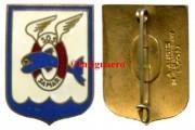56.  Insigne du SAMAR en Augis