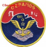 5B.  Patch escadrille 10S 3
